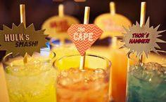 signature drinks lol