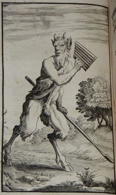 PAN - Illustration by Jean Baudoin, 1685.