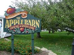 The Apple Barn Cider Mill And General Store Add to trip 230 Apple Valley Road, Sevierville, TN 37862