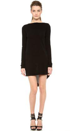 Vionnet Long Sleeve Dress | SHOPBOP
