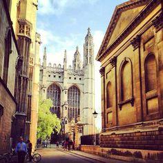 CAMBRIDGE ♥