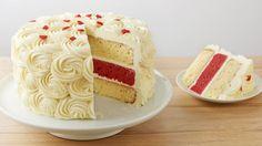 Queen of Hearts Cake - Betty Crocker UK