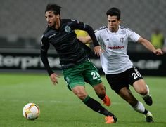 Beşiktaş - Sporting CP 1-1 Bryan Ruiz