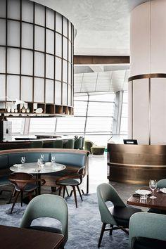 Restaurant Sean Connolly - Dubai Opera