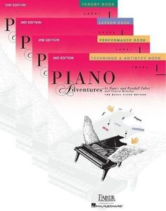 Faber Piano Adventures Level 1 Learning Library Pack - Le...
