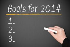 New Year's objectives - some things to think about