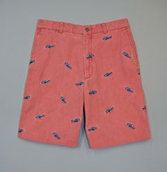 Murray's Toggery Shop — Nantucket Red Collection Men's Bluefish Bermuda Shorts - Nantucket Red TheOriginalPrep
