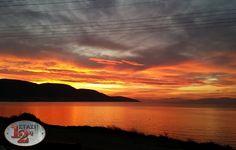 Sunset on 12th Stasi - Salamina- Greece