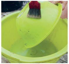 un grand pot rond en bton pour mon jardin outdoor shelters cement planters and art floral - Grand Pot Pour Jardin