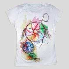 ab4b9b9c634cf Personalized dream cathcer shirt, Dreamcatcher shirt, Dream catcher shirt,  Personalized shirts, Personalized tshirts, Dream catcher tshirts