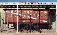 Merci Boxcar -- Hays, KS