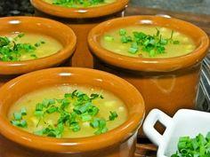 Sabores Juninos_Receita _caldo de mandioca com milho verde (Foto: Dani Oliveira/Arquivo pessoal)