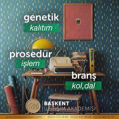 🔬⠀ #TürkçesiVar genetik❌- kalıtım ✅⠀⠀⠀⠀ prosedür❌- işlem ✅ branş❌- kol,dal ✅⠀⠀⠀⠀ Learn Turkish, Lorem Ipsum, Karma, Language, Notes, Learning, Instagram, Genetics, Report Cards