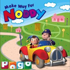 Make way For Noddy. Noddy! He toots his horns to say, Make way For Noddy. Noddy! Come On Out And Play, Make way For Noddy. Noddy! Shout A Bit Horray, Let Get Ready And Steady, It's a Happy Day, Noddy's On His Way
