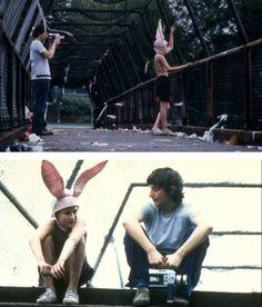 Director Harmony Korine AKA: Who I want to be someday....He created a masterpiece