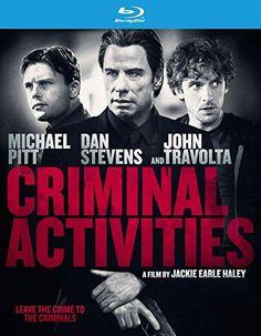 Michael Pitt & Dan Stevens - Criminal Activities