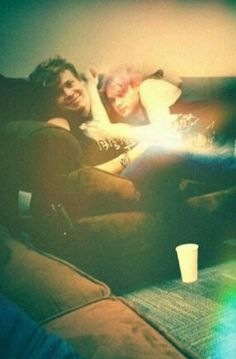 This is officially my new favorite picture of Mashton
