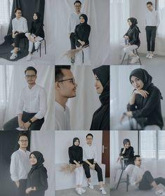 Pre Wedding Shoot Ideas, Pre Wedding Poses, Pre Wedding Photoshoot, Wedding Couples, Korean Wedding Photography, Muslimah Wedding, Foto Wedding, Couple Photoshoot Poses, Foto Pose
