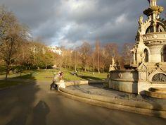 Kelvingrove Park.