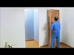 Montaje de una puerta Artevi en 6 pasos - YouTube