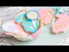 Galletas decoradas para regalar - Receta - María Lunarillos | tienda & blog |