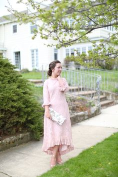 Hamptons Dinner Dress Coming Soon in Blush! She's Intentional: the Dainty Jewell's Blog