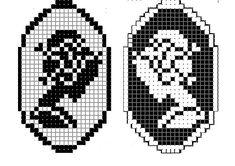 Small Cross Stitch, Cross Stitch Designs, Cross Stitch Patterns, Needlepoint Patterns, Embroidery Patterns, Cross Stitching, Cross Stitch Embroidery, Blackwork, Cross Stitch Silhouette