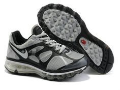 Nike Air Max 2012 Grey Black