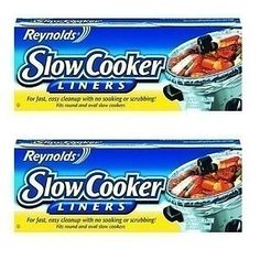 Slow Cooker Liners | 20 Useful Kitchen Gadgets Under $20