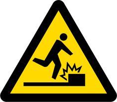 7 注意 Warning 障害物注意 Caution, obstacles