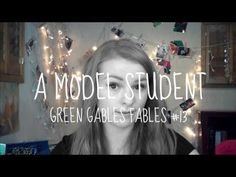 """A Model Student - Green Gables Fables #13 mentions """"Gil... I mean THAT person""""!"""