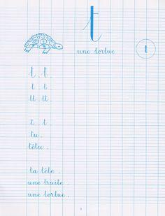Manuels anciens: Grosgurin Cahier Eglantine CE1