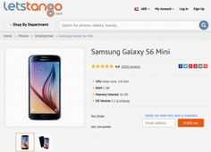 Samsung Galaxy S6 Mini with 4.6-inch display spotted listed on online retailer's website