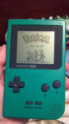 gameboy pocket just like the one I had