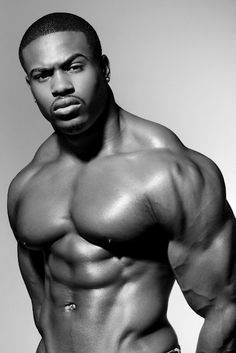 Hot Black Men: Simeon Panda. Yup, another repeat because YUMMY