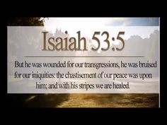 [MUST SEE] John Hagee (October 23, 2017) - YOU ARE MY PRAISE (NEW HD) - YouTube Healing Scriptures, Bible Verses, Benny Hinn, Isaiah 53 5, Pastor Chris, John Hagee, Peace Be Upon Him, Healer, Cancer