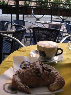Cafe/Bar - Ombre Rosse a Trastevere, Roma