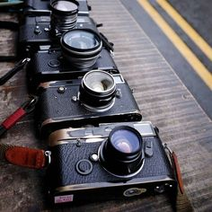 "passionleica: ""Black & Brassed from @camerani_pika 