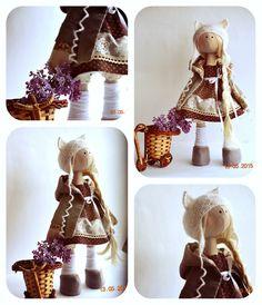Кукольный мир (текстильные, человекоподобные куклы с использованием разных техник) - Рукоделие - сообщество на Babyblog.ru - стр. 7