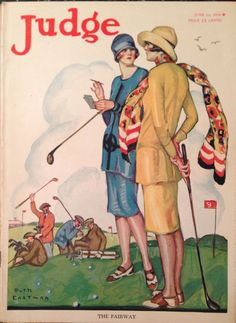Are you looking for girls golf equipment? Traditionally golf has become primarily a men's game. So the golf tips, advise, suggestions and coaching programs seem Golf Attire, Golf Outfit, Girls Golf, Ladies Golf, Dubai Golf, Golf Images, Retro, Pin Up, Golf Magazine