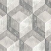 Shop Brewster Home Fashions Brewster Wallcovering Reclaimed Rustic Geometric Wood Tile Wallpaper at Lowe's Canada. Find our selection of wallpaper at the lowest price guaranteed with price match.