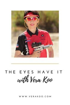 You have to be able to see to shoot competitively. Vera Koo describes life after retirement from professional shooting sports, when she lost her vision and how she regained it. She still shoots! Shooting Sports, Losing Her, Retirement, Competition, Champion, Lost, Olympic Shooting, Shooting Sport, Retirement Age