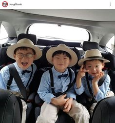 song il gook song daehan 송대한 minguk 송민국 manse 송만세 song triplets 슈퍼맨이 daehanmingukmanse 05.13.2017 Song Il Gook, Superman Kids, Triplet Babies, Song Triplets, I Miss You Guys, Man Se, Baby Faces, Strong Love, Cutest Thing Ever