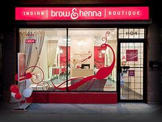 Brow & Henna boutique