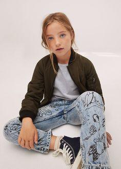 Mode voor Meisje | MANGO Kids Nederland