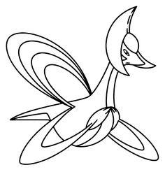 samurott coloring page jj pinterest