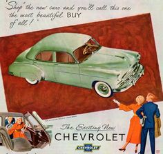50 1949 chevrolet ideas chevrolet chevy car ads pinterest