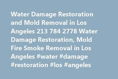 """Water Damage Restoration and Mold Removal in Los Angeles 213 784 2778 Water Damage Restoration, Mold Fire Smoke Removal in Los Angeles #water #damage #restoration #los #angeles http://riverside.nef2.com/water-damage-restoration-and-mold-removal-in-los-angeles-213-784-2778-water-damage-restoration-mold-fire-smoke-removal-in-los-angeles-water-damage-restoration-los-angeles/  # Water Damage Zone, Inc. """"We're there when you need us most!"""" Water Damage Zone, Inc. provides full service restoration…"""