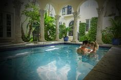 The Orchid House South Beach Villa Heated Pool
