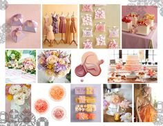 2013 Opalescent Colour Trend (My Favourite! Wedding Colors, Wedding Ideas, Color Trends, Color Schemes, Colour, Table Decorations, My Favorite Things, Cake, Inspiration